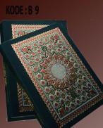 buku yasin hardcover lux hijau (beirut 9)
