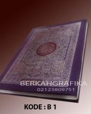 buku yasin hardcover lux ungu (beirut 1